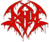 NAHUM | Death Thrash Metal Band Logo